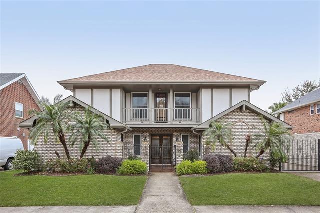 4800 Chateau Drive, Metairie, LA 70002 (MLS #2190245) :: Crescent City Living LLC