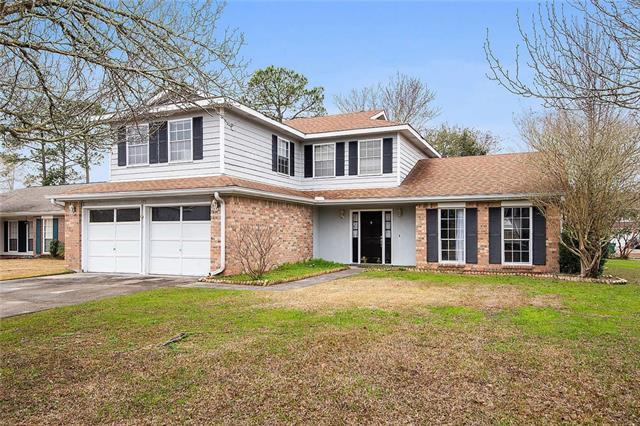 105 Cedarwood Drive, Slidell, LA 70461 (MLS #2190274) :: Crescent City Living LLC