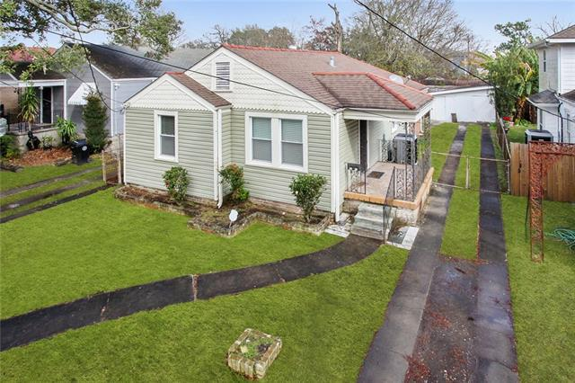 3957 Pauger Street, New Orleans, LA 70122 (MLS #2190294) :: The Sibley Group