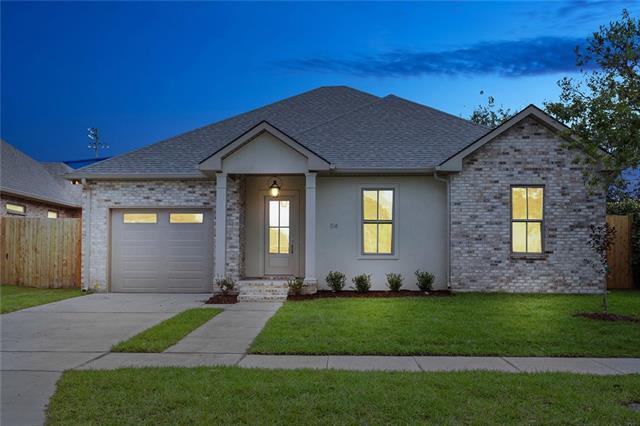94 Gelpi Avenue, Kenner, LA 70065 (MLS #2190302) :: Turner Real Estate Group