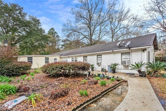 71211 Bay Drive, Covington, LA 70433 (MLS #2190357) :: Turner Real Estate Group