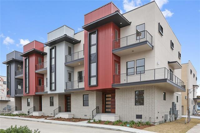 320 N Cortez Street C, New Orleans, LA 70119 (MLS #2190540) :: Inhab Real Estate