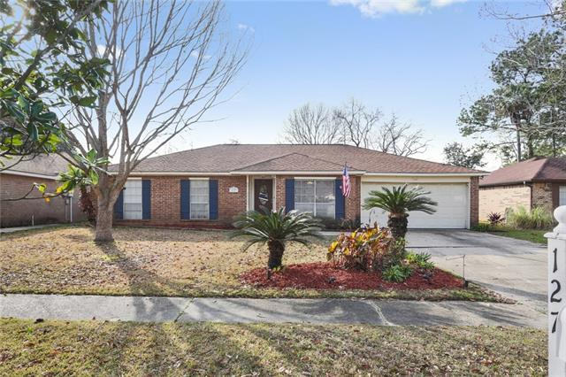 127 Nottingham Drive, Slidell, LA 70458 (MLS #2190581) :: Crescent City Living LLC