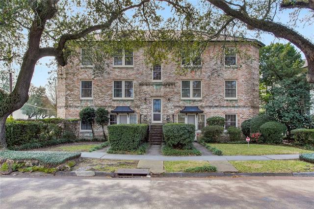 5404 St Charles Avenue #2, New Orleans, LA 70115 (MLS #2190615) :: Inhab Real Estate