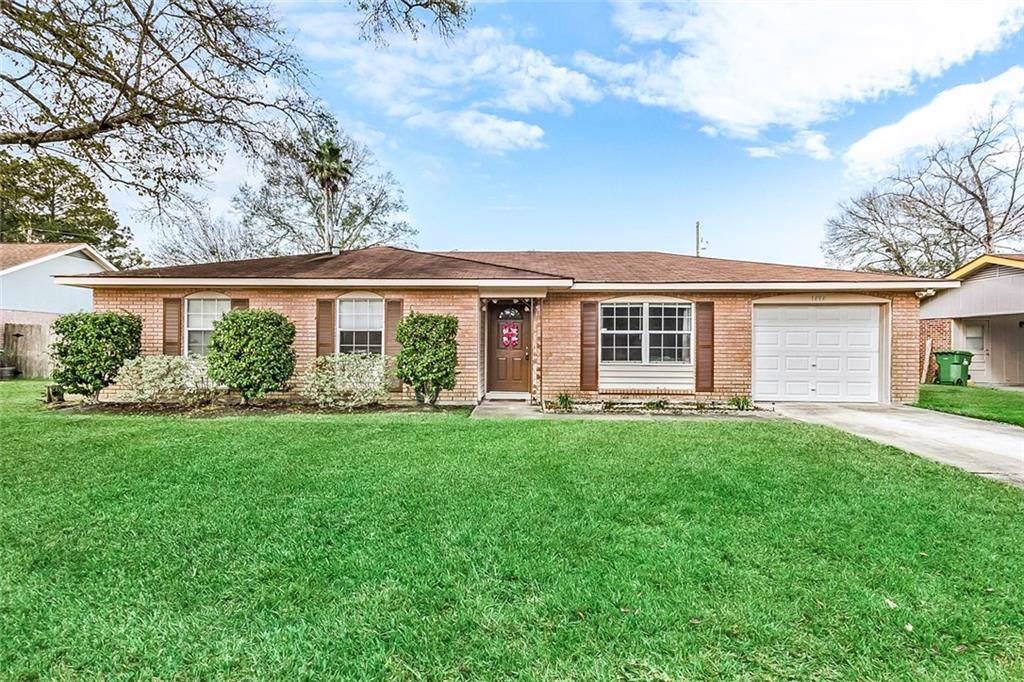1494 Meadowlawn Drive, Slidell, LA 70460 (MLS #2190680) :: Turner Real Estate Group