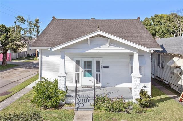 2701 Jasmine Street, New Orleans, LA 70122 (MLS #2190867) :: Crescent City Living LLC
