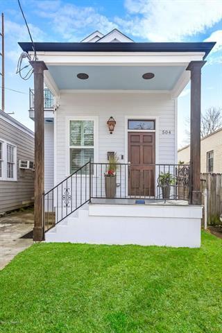 504 S Cortez Street, New Orleans, LA 70119 (MLS #2191035) :: Inhab Real Estate