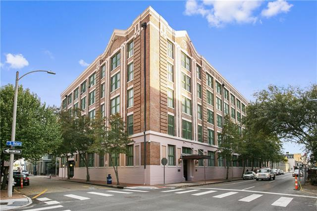 700 S Peters Street #505, New Orleans, LA 70130 (MLS #2191060) :: Turner Real Estate Group