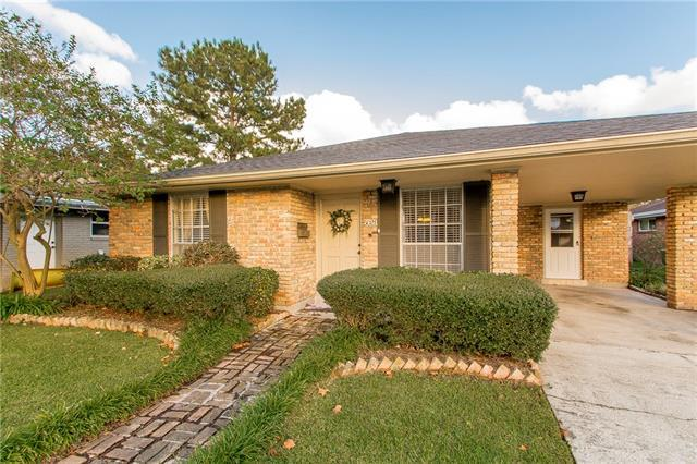 5021 Alexander Drive, Metairie, LA 70003 (MLS #2191230) :: Turner Real Estate Group