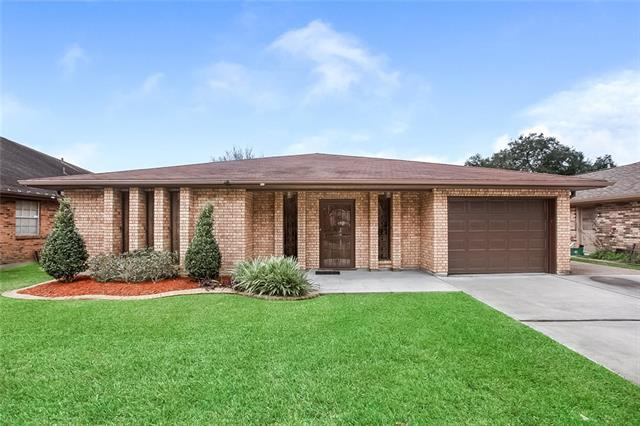 4036 Briant Drive, Marrero, LA 70072 (MLS #2191254) :: Turner Real Estate Group