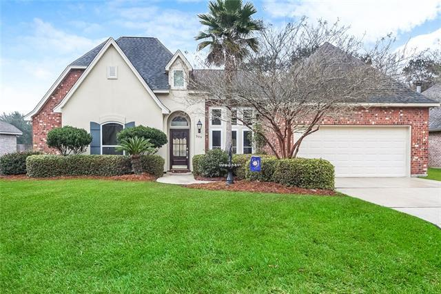 309 Autumn Lakes Road, Slidell, LA 70461 (MLS #2191286) :: Crescent City Living LLC