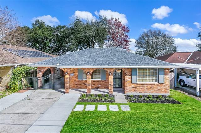 839 E William David Parkway, Metairie, LA 70005 (MLS #2191300) :: Turner Real Estate Group