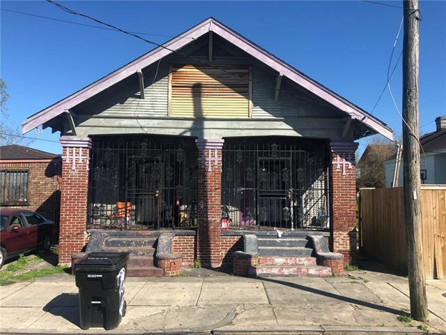 1829 Frenchman Street, New Orleans, LA 70117 (MLS #2191307) :: The Sibley Group