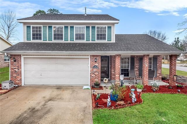 116 Cottonwood Court, Slidell, LA 70461 (MLS #2191369) :: Crescent City Living LLC
