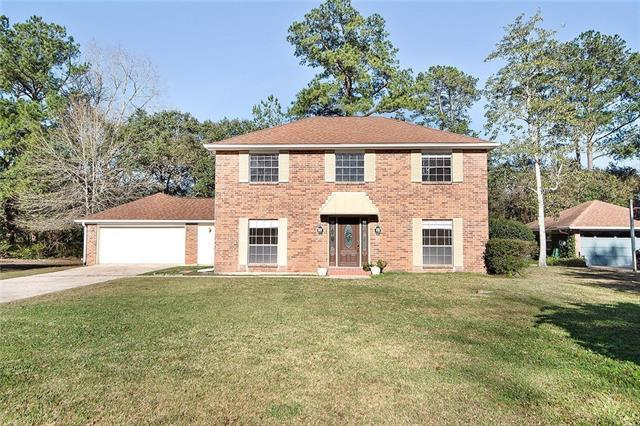 100 Dover Drive, Slidell, LA 70461 (MLS #2191443) :: The Sibley Group