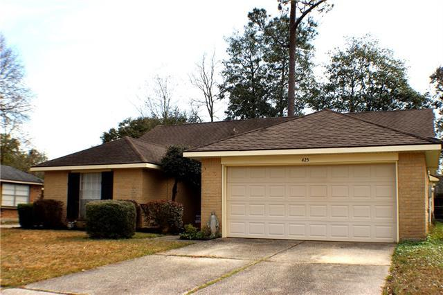 425 Candlewood Drive, Slidell, LA 70458 (MLS #2191527) :: Top Agent Realty
