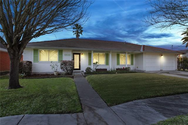 1220 Nursery Street, Metairie, LA 70005 (MLS #2191541) :: Parkway Realty