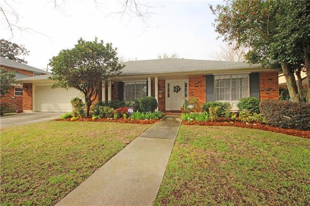 5008 Green Acres Court, Metairie, LA 70003 (MLS #2191563) :: Robin Realty