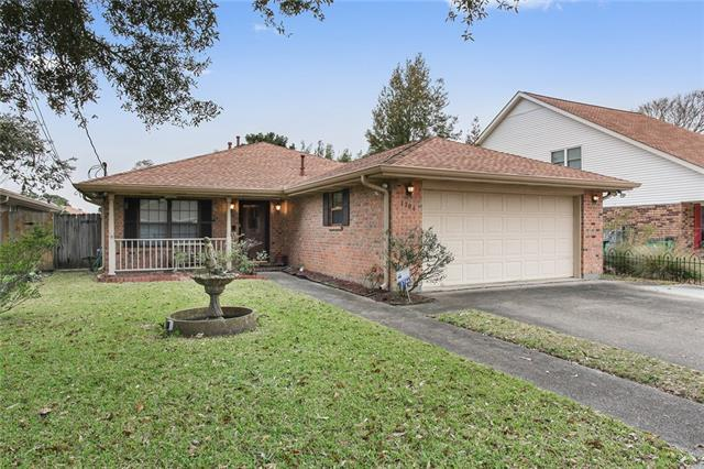 1704 Pasadena Avenue, Metairie, LA 70001 (MLS #2191637) :: Top Agent Realty