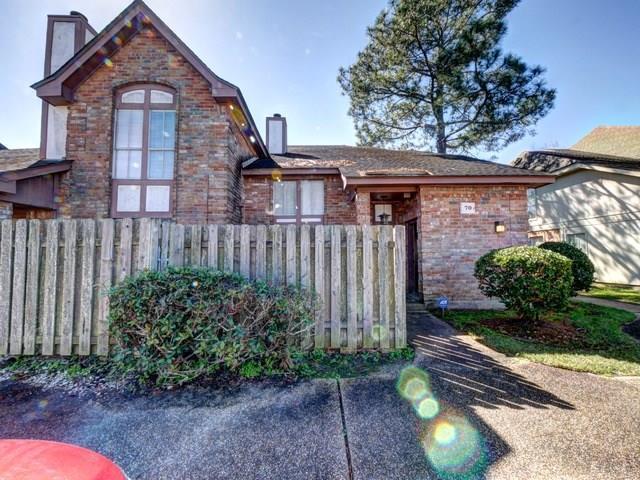 70 Cypress Grove Court #29, New Orleans, LA 70131 (MLS #2191651) :: Crescent City Living LLC