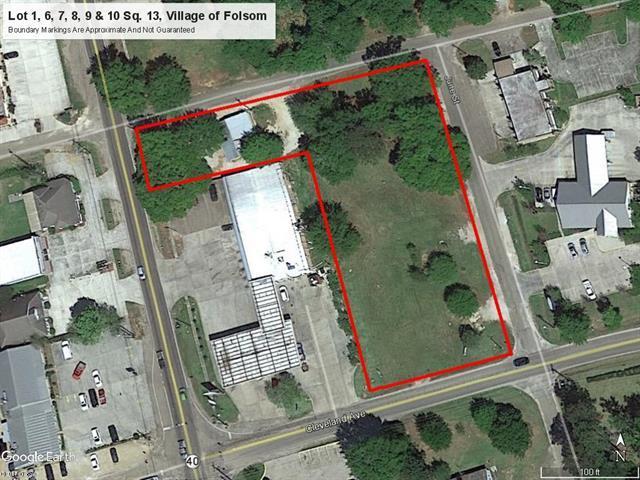 Hwy 40 & June Street, Folsom, LA 70437 (MLS #2191715) :: Crescent City Living LLC