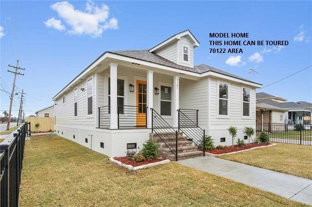 11101 W Forest Park Road, New Orleans, LA 70128 (MLS #2191727) :: Top Agent Realty
