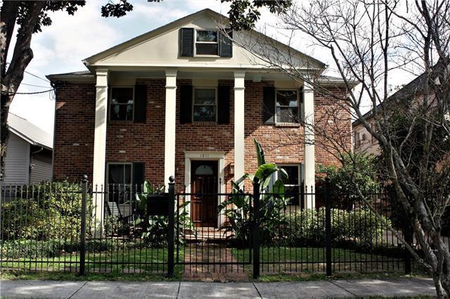 1011 Nashville Avenue, New Orleans, LA 70115 (MLS #2191830) :: Inhab Real Estate