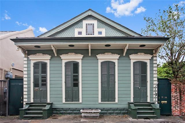 718 Ursulines Street A, New Orleans, LA 70116 (MLS #2191851) :: Inhab Real Estate