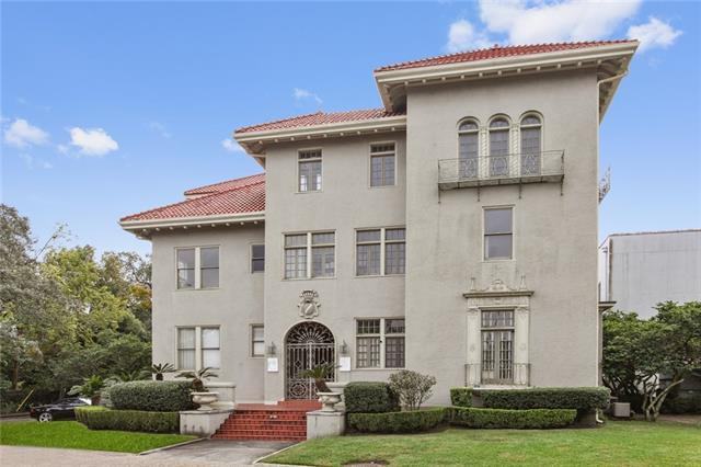 5912 St Charles Avenue O, New Orleans, LA 70115 (MLS #2191857) :: Inhab Real Estate