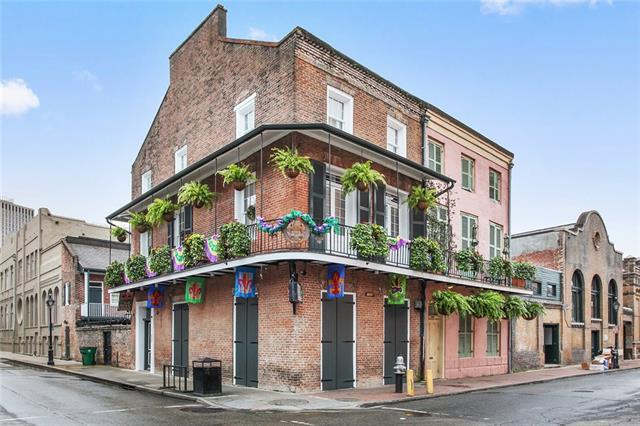 235 Burgundy Street #2, New Orleans, LA 70112 (MLS #2191861) :: Inhab Real Estate