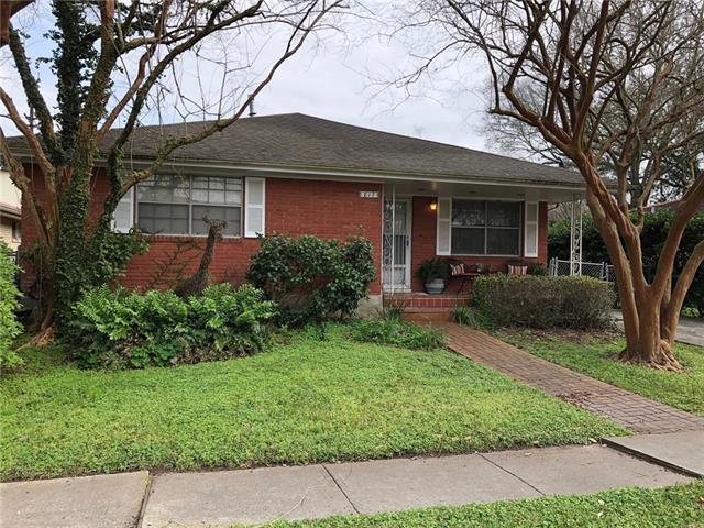 817 Rosa Avenue, Metairie, LA 70005 (MLS #2192035) :: Crescent City Living LLC