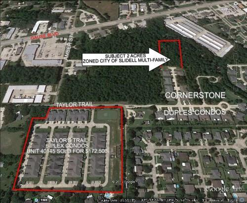 0 Cornerstone Drive, Slidell, LA 70461 (MLS #2192052) :: Top Agent Realty