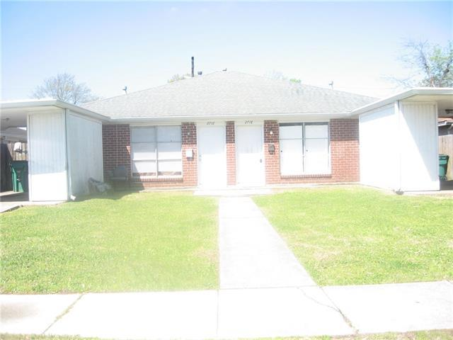 2716-18 Wytchwood Drive, Metairie, LA 70003 (MLS #2192182) :: Crescent City Living LLC