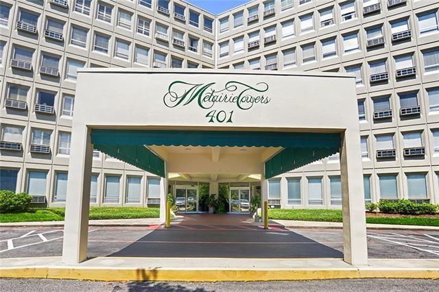 401 Metairie Road #117, Metairie, LA 70005 (MLS #2192302) :: Turner Real Estate Group
