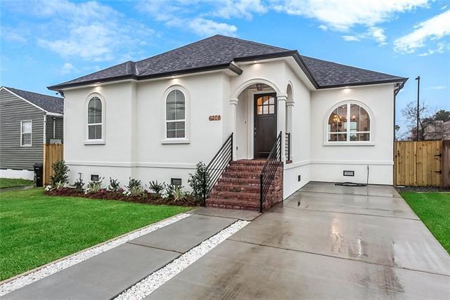 6208 Marigny Street, New Orleans, LA 70122 (MLS #2192323) :: ZMD Realty