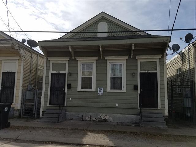 2812-14 Street Street, New Orleans, LA 70113 (MLS #2192365) :: ZMD Realty