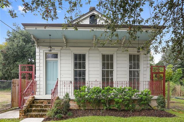 2224 Louisiana Avenue, New Orleans, LA 70115 (MLS #2192397) :: Turner Real Estate Group