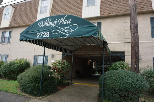 2728 Whitney Place #118, Metairie, LA 70002 (MLS #2192425) :: Turner Real Estate Group