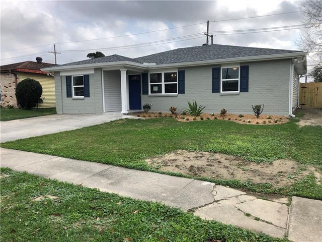 3656 Tulane Drive, Kenner, LA 70065 (MLS #2192586) :: Turner Real Estate Group