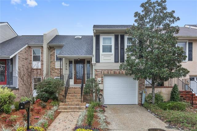 712 Old Metairie Place, Metairie, LA 70001 (MLS #2192633) :: Crescent City Living LLC