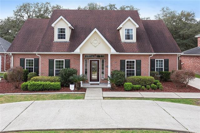 117 Woodchase Drive, Belle Chasse, LA 70037 (MLS #2192910) :: Watermark Realty LLC