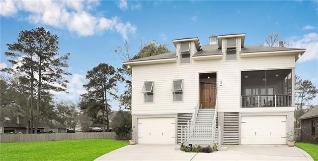 386 Marina Boulevard, Mandeville, LA 70471 (MLS #2192941) :: Turner Real Estate Group