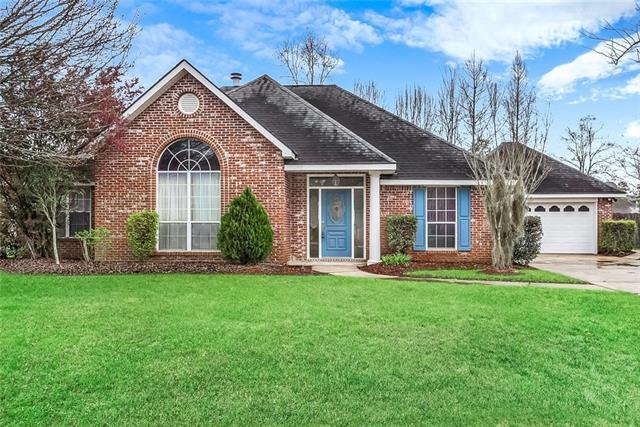 822 Crestwood Drive, Covington, LA 70433 (MLS #2192961) :: Turner Real Estate Group