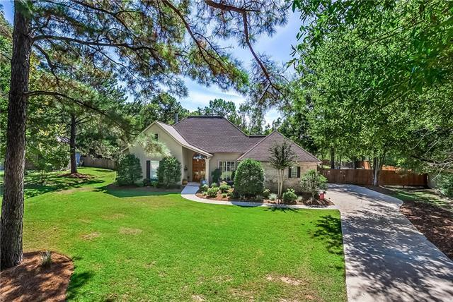 309 Wilderness Court, Madisonville, LA 70447 (MLS #2193342) :: Turner Real Estate Group