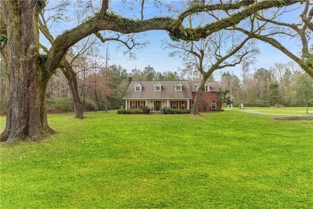 23161 Lowe Davis Road, Covington, LA 70435 (MLS #2193349) :: The Sibley Group