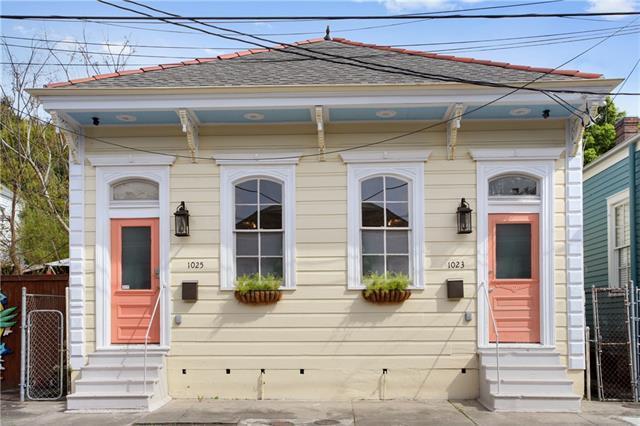1023 Piety Street, New Orleans, LA 70117 (MLS #2193516) :: Crescent City Living LLC