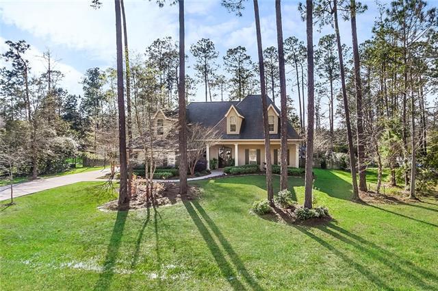 61387 Saint Charles Drive, Lacombe, LA 70445 (MLS #2193614) :: Inhab Real Estate