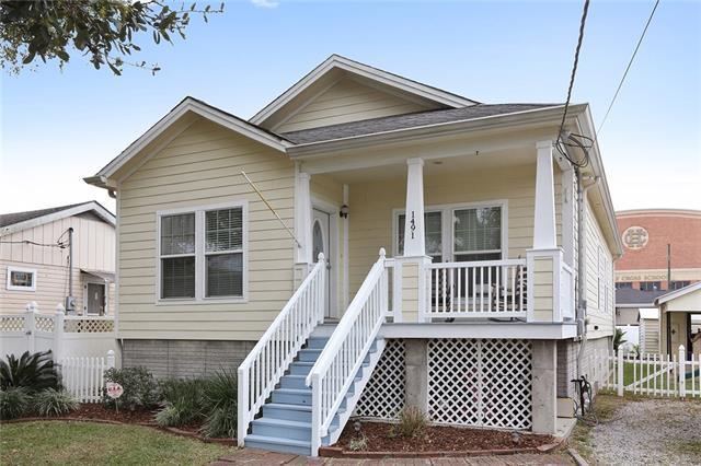 1491 Mithra Street, New Orleans, LA 70122 (MLS #2193626) :: Inhab Real Estate