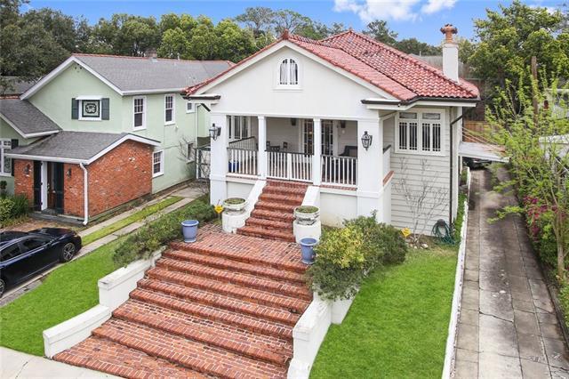 9 Forest Avenue, Metairie, LA 70005 (MLS #2193938) :: Crescent City Living LLC