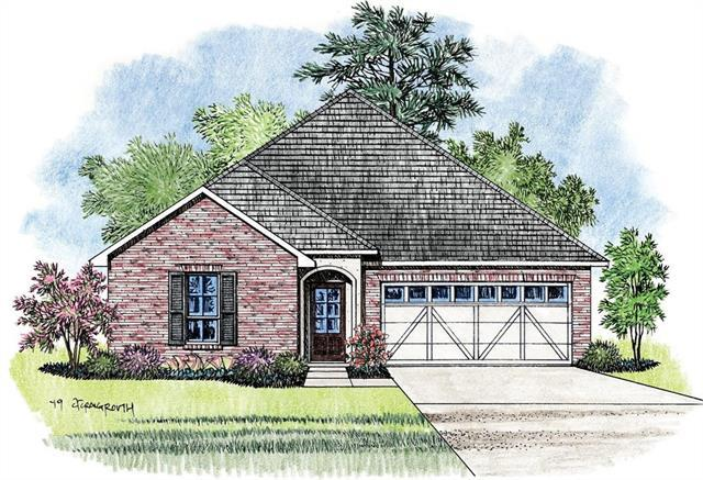 121 Marionbelle Drive, Ponchatoula, LA 70454 (MLS #2194039) :: Turner Real Estate Group